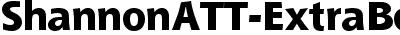 ShannonATT-ExtraBold