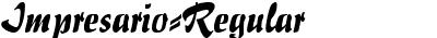Impresario-Regular DB