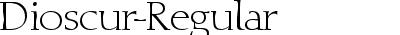 Dioscur-Regular
