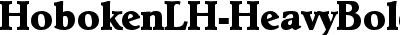 HobokenLH Bold