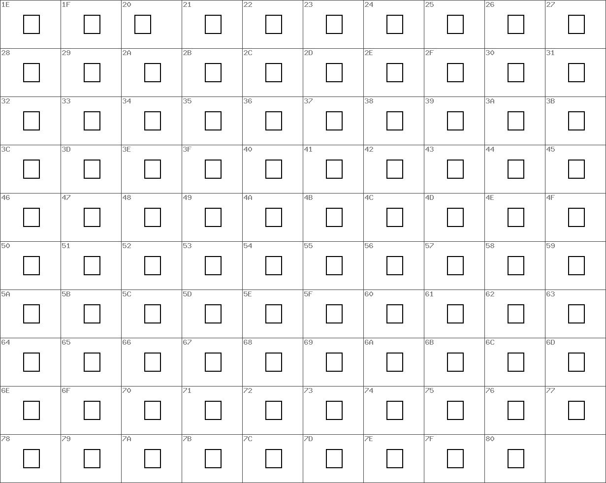 Kufi14 Outline