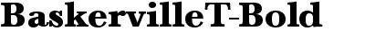BaskervilleT-Bold