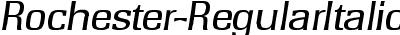 Rochester-RegularItalic
