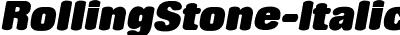 RollingStone-Italic