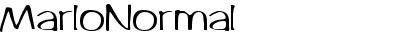 MarloNormal