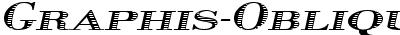 Graphis-Oblique