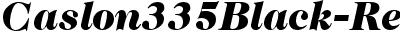 Caslon335Black-RegularIta...