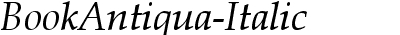 BookAntiqua-Italic