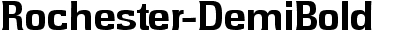 Rochester-DemiBold