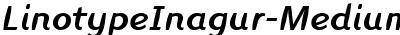 LinotypeInagur-MediumItal...
