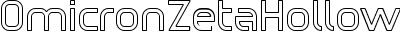 Omicron Zeta Hollow