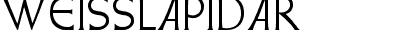 WeissLapidar