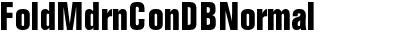 FoldMdrnConDBNormal