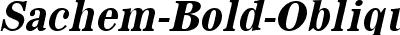 Sachem-Bold-Oblique