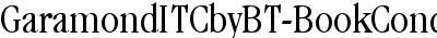 GaramondITCbyBT-BookConde...