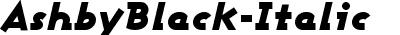 AshbyBlack-Italic