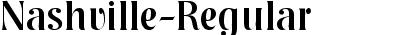Nashville-Regular