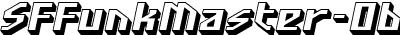 SFFunkMaster-Oblique