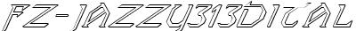 FZ-JAZZY313DITALIC