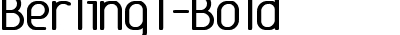 BerlingT-Bold