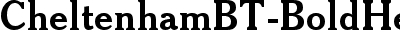 CheltenhamBT-BoldHeadline