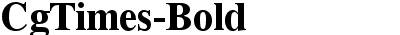 CgTimes-Bold