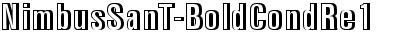NimbusSanT-BoldCondRe1