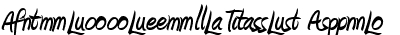 AmienneLigatures-Bold