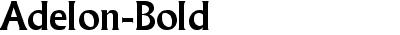 Adelon-Bold