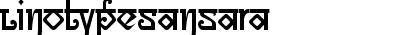 LinotypeSansara