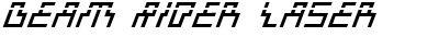 beam rider laser