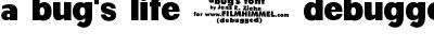 a bug s life   debugged