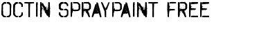 octin spraypaint free